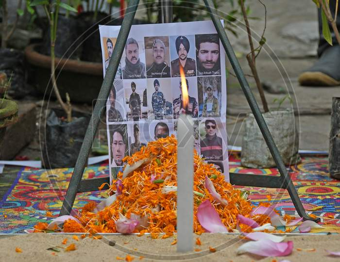 The Rashtriya Swayamsevak Sangh is paying tribute to the Indian soldiers killed in the clashes between China and Indian troops.