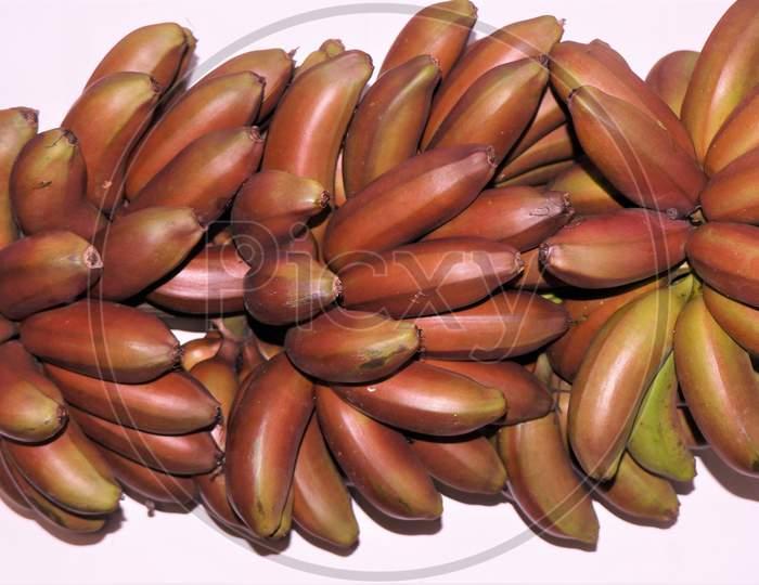 indian red banana