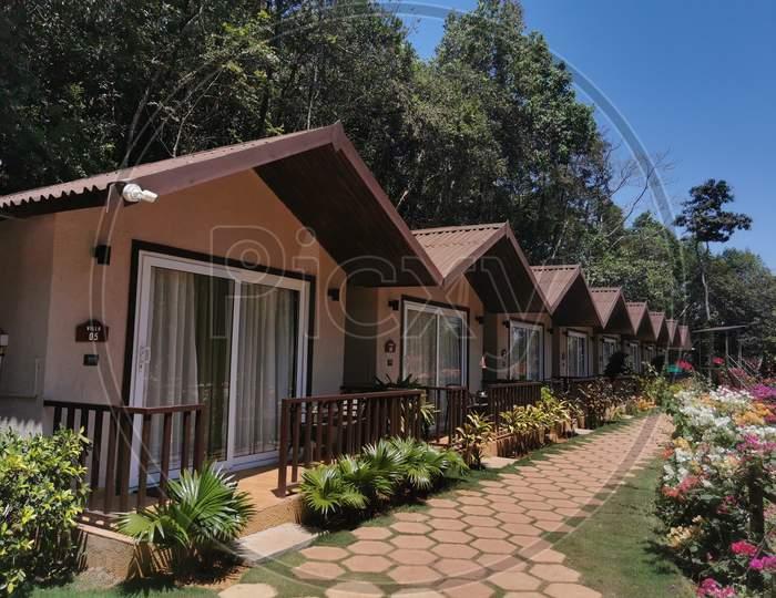 Stonewood Nature Resort in Gokarna