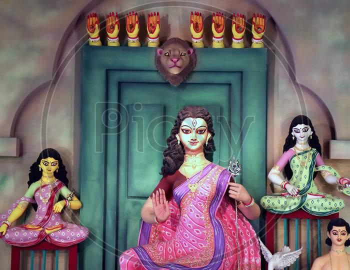 Kolkata, WeDurga Puja is the greatest festival of India. Durga puja festival showcases Indian culture. Kolkata Durga puja is very much popular Bengali festival