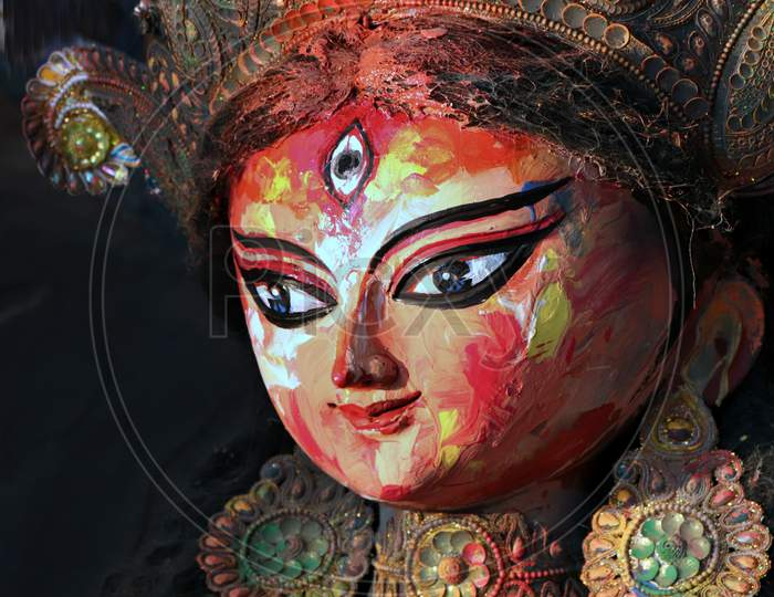 Kolkata, WeDurga Puja is the greatest festival of India. Durga puja festival showcases Indian culture. Kolkata Durga puja is very much popular Bengali festival