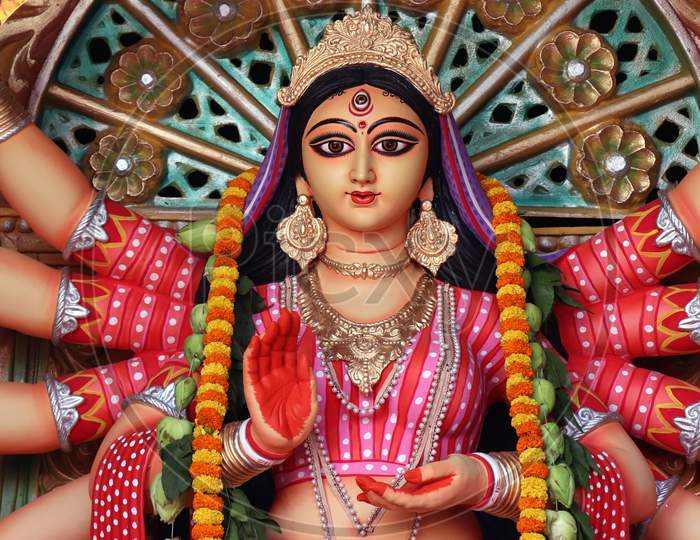 Kolkata, West Durga Puja is the greatest festival of India. Durga puja festival showcases Indian culture. Kolkata Durga puja is very much popular Bengali festival