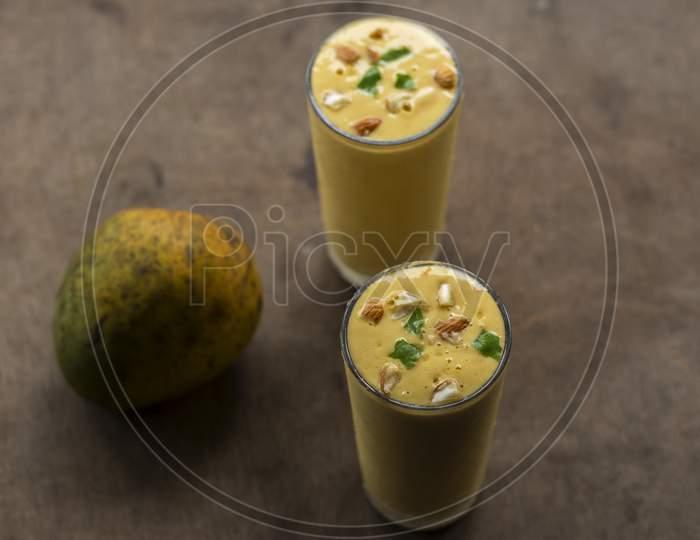 Delicious Mango Shake