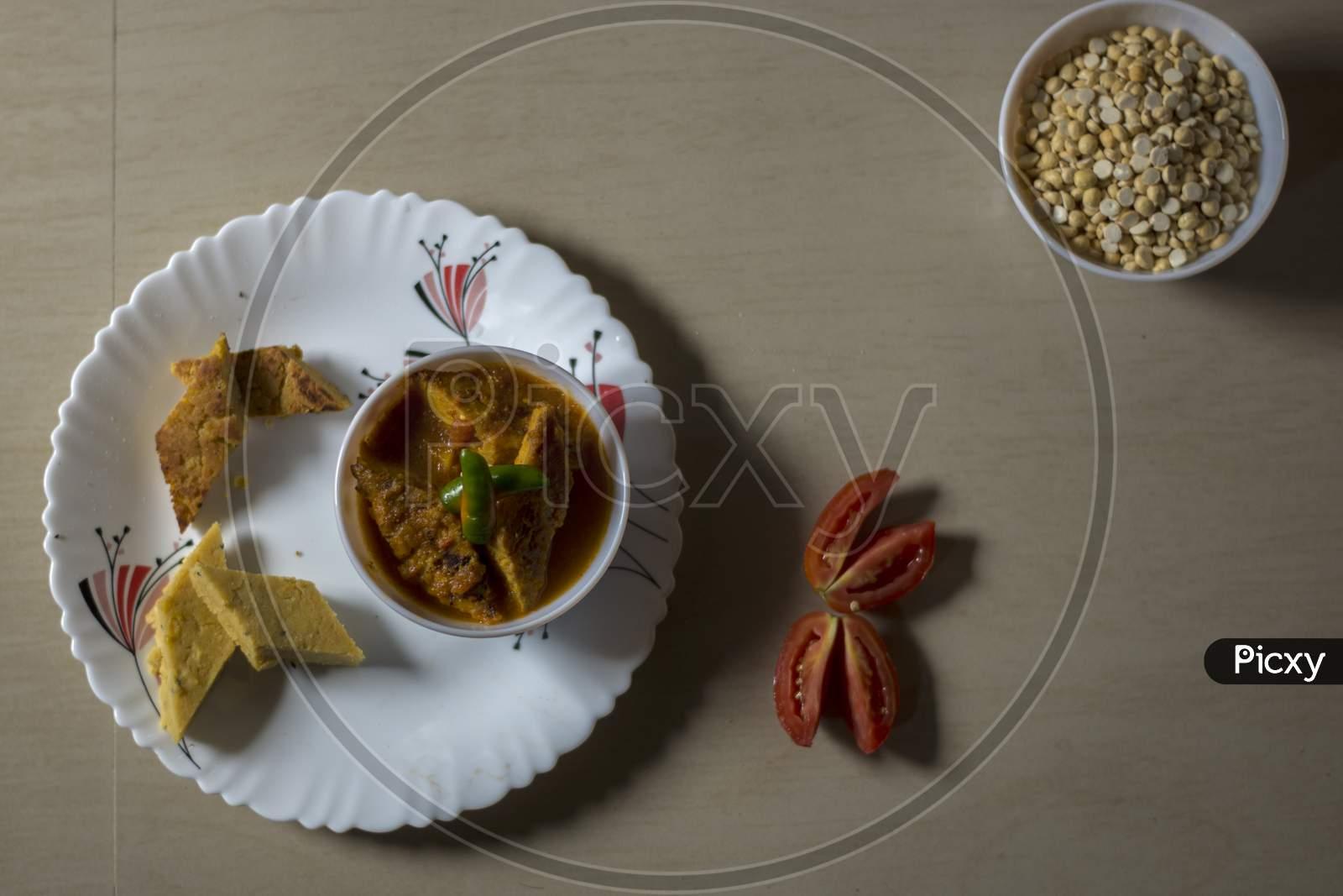Bengali Lentil Curry