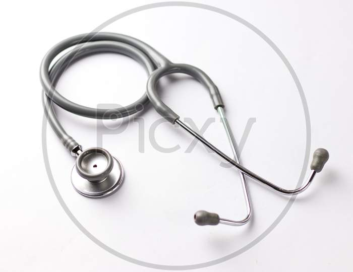 Stethoscope photos for commercial uses.