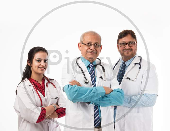 Indian doctors as a team