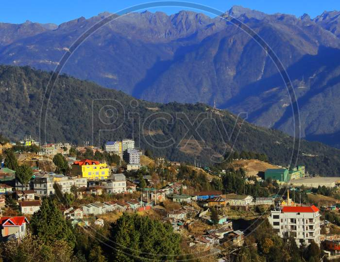 beautiful tawang hill station