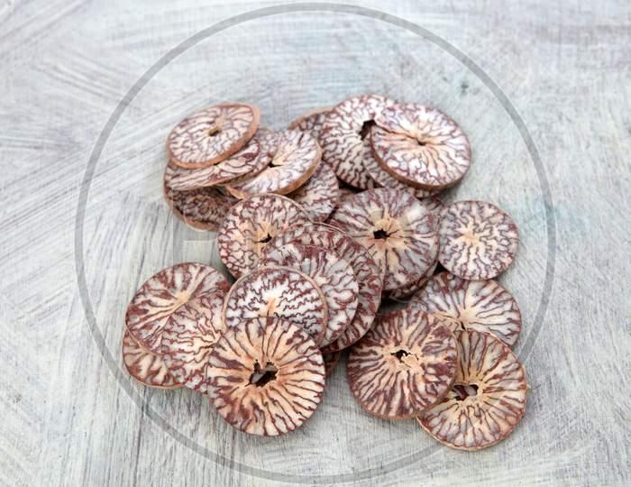betel nut or supari