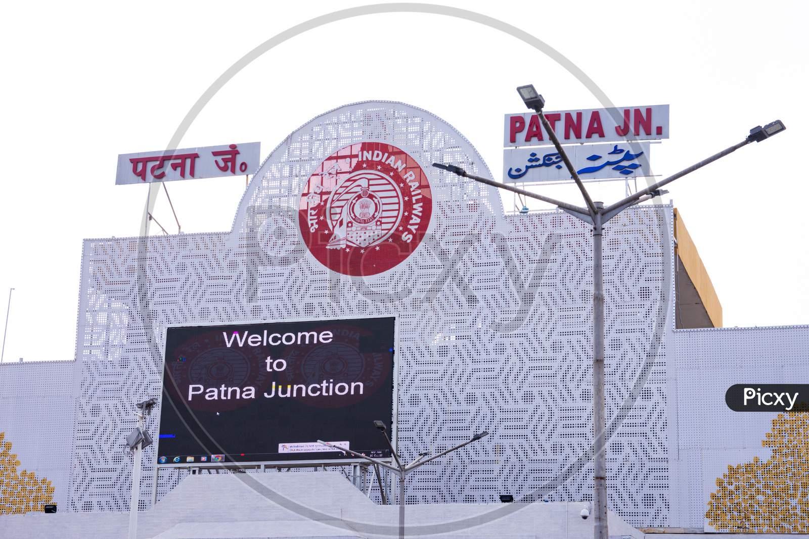 Patna Railway station