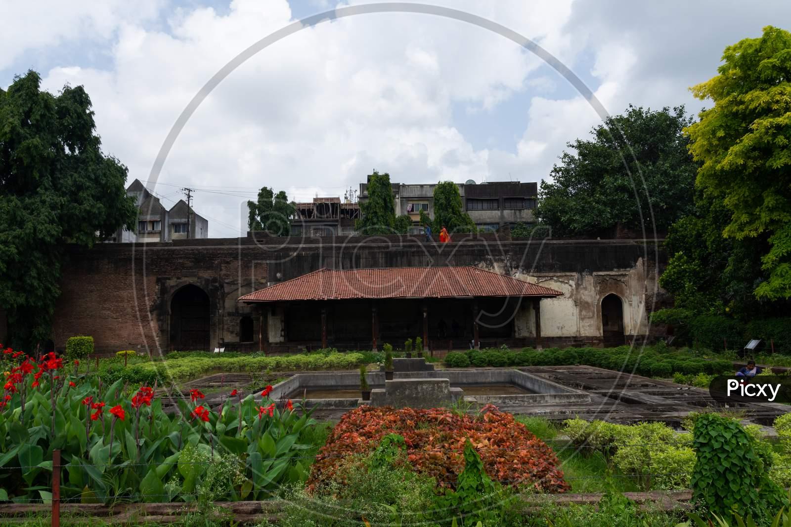 Shaniwar wada in pune, Maharashtra