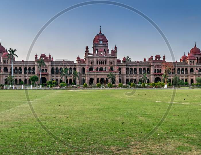 Khalsa College-Educational Institution In The Northern Indian City Of Amritsar.