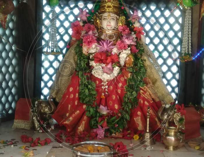 Goddess Lakshmi Temple