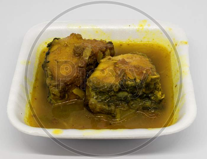 Bengali Food Catla Fish Curry Or Katla Macher Jhol Is A Famous Bengali Fish Curry Recipe From The State Of West Bengal, India
