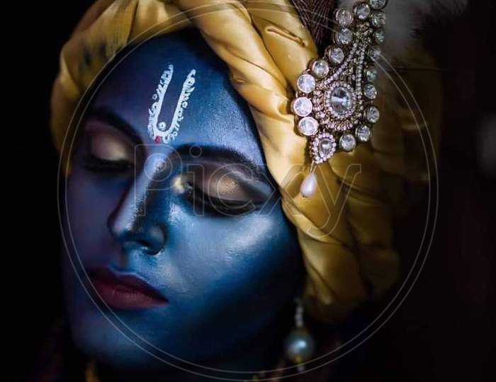 Lord krishna photography