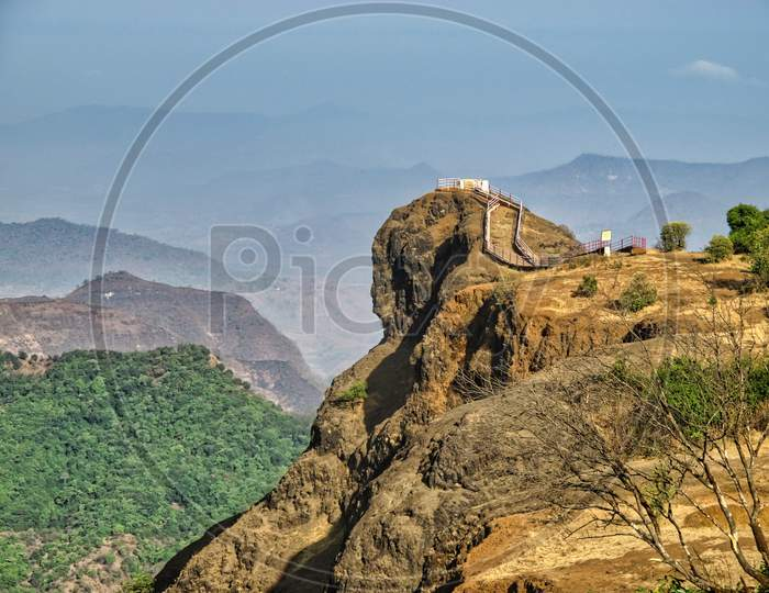 Mahabaleshwer mountain in satara, maharashtra, India