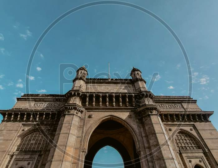 The Beauty of gateway of India