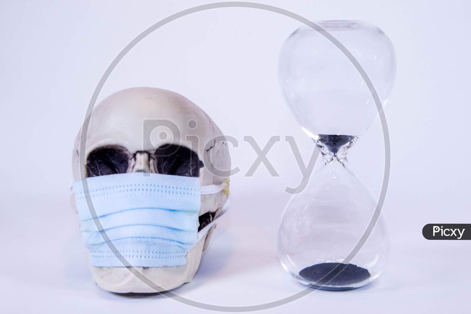 Pandemic Virus Countdown
