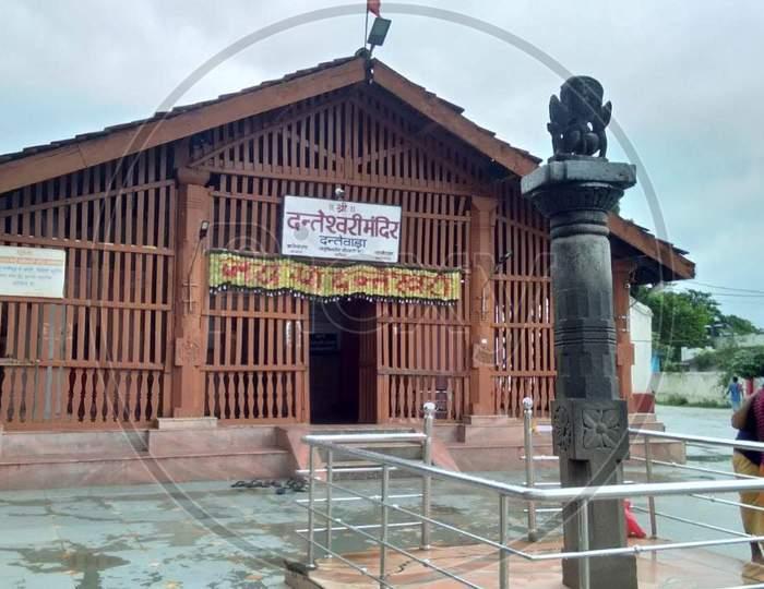 Dantewada, Danteshwari mandir