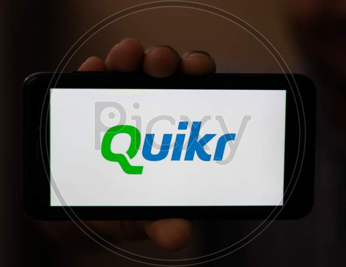 Quikr mobile application