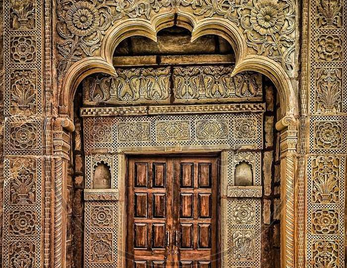 Golden place . Golden door . indian history