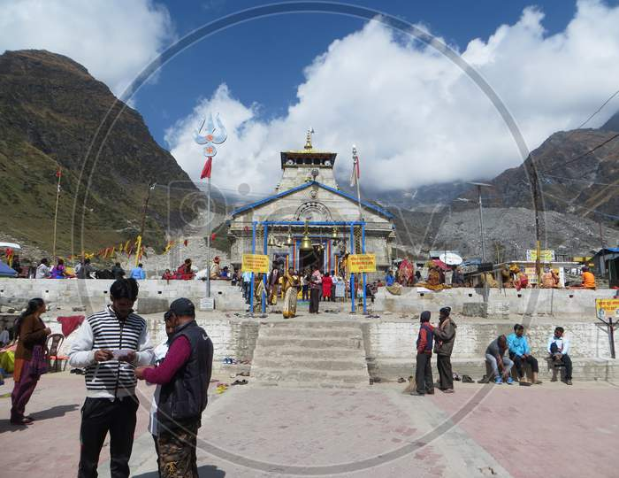 Way to Kedarnath