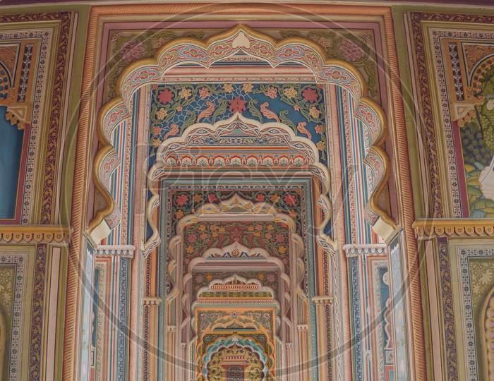 beautiful jaipur building