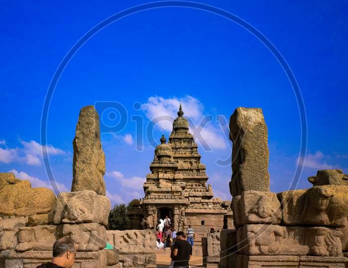 Popular Ancient Shore Temple