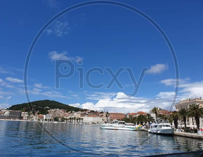 Waterway, Croatia