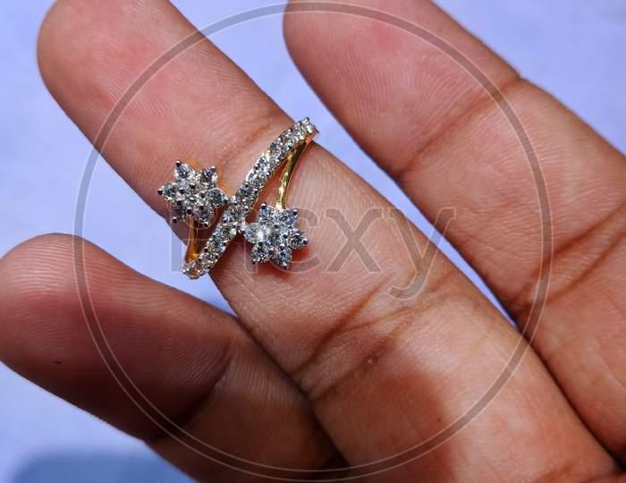 ring, diamond ring, platinum ring, gold ring, jewelery