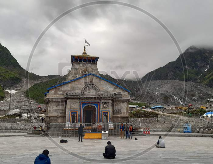 Kedarnath lockdown time