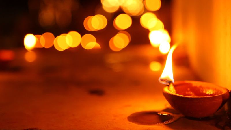Oil Lamps in the Temple video by DREAMWORKS