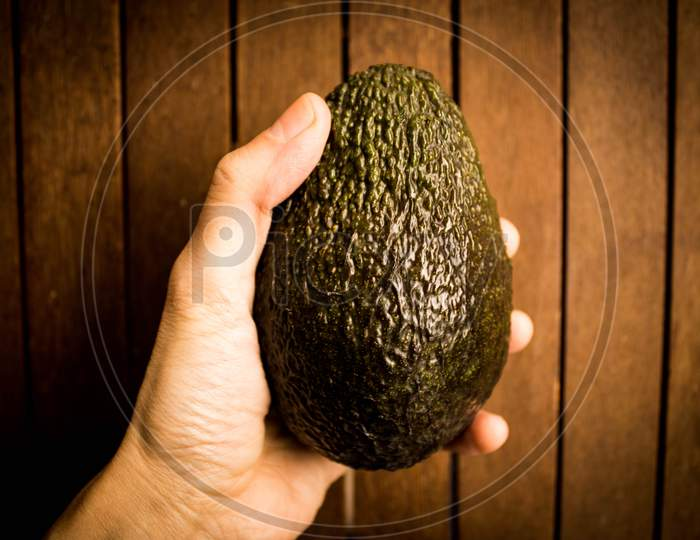 A Different Kind Of Avocado