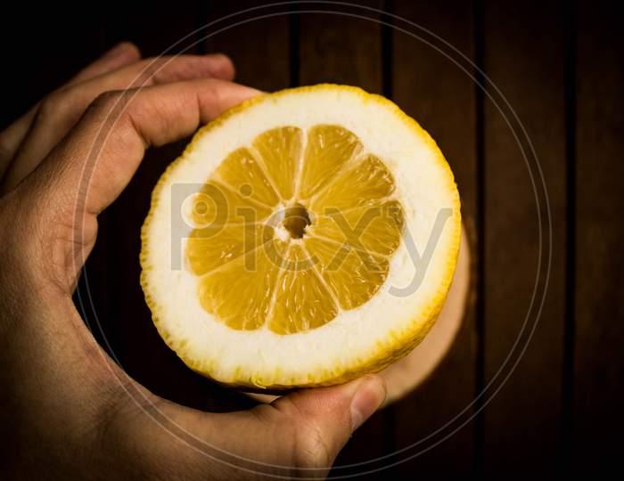 A Different Kind Of Lemon