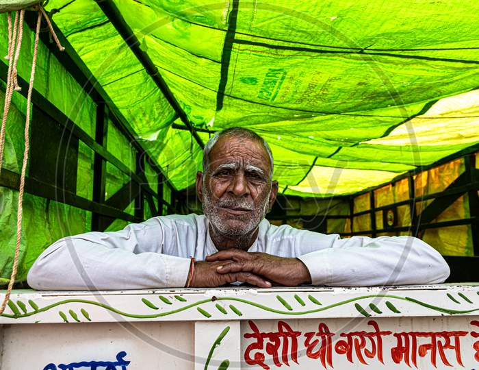 Farmers Are Protesting Against New Farm Law Passed By Indian Government.