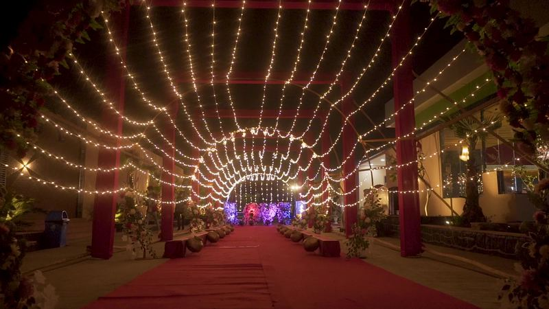Decoration video by AMITNATH