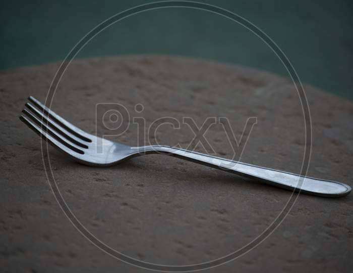 Indian spoons made of steel