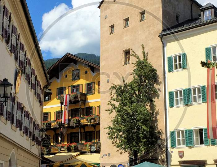 Discovering The City Of Zell Am See In Austria 16.8.2016