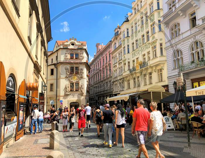 Discovering The City Of Prague In Czech Republic 14.7.2018