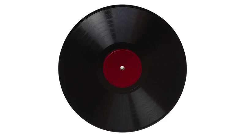 Vinyl record video by claudiodivizia