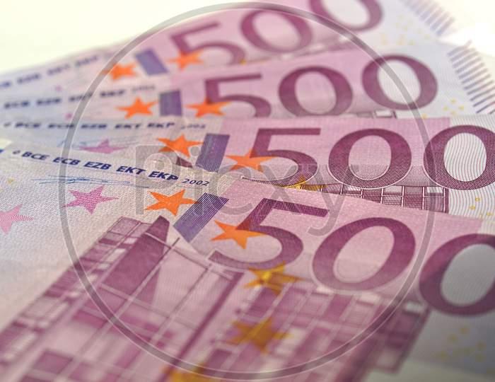 500 Euro Note, European Union