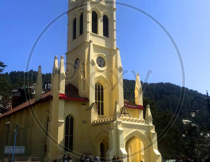 #Shimla