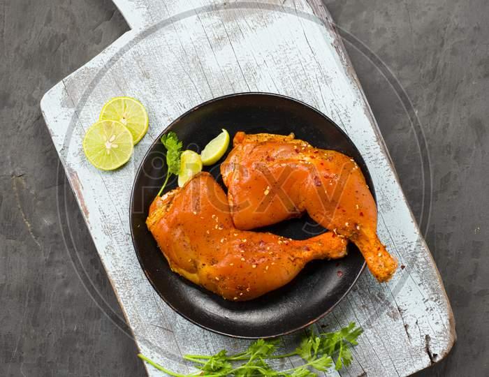 Marinated  Chicken Leg