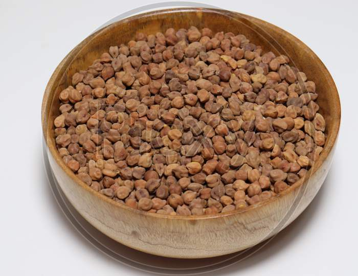 Chickpea Stock On Bowl For Sell