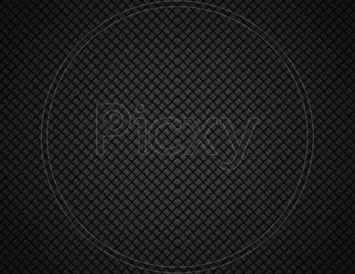 A creative design abstract in black background
