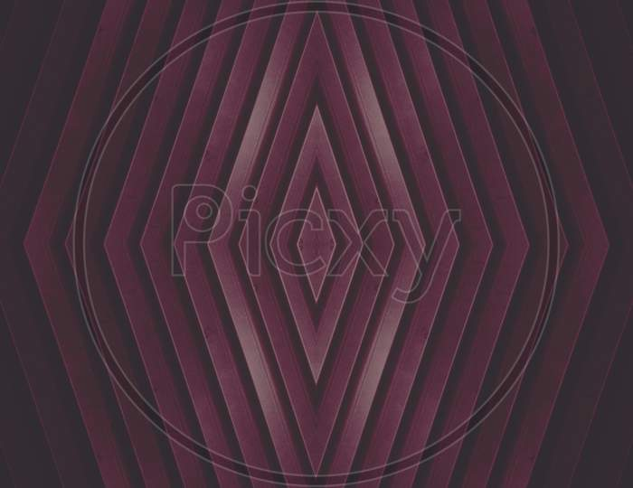 A creative 3d design abstracts design background