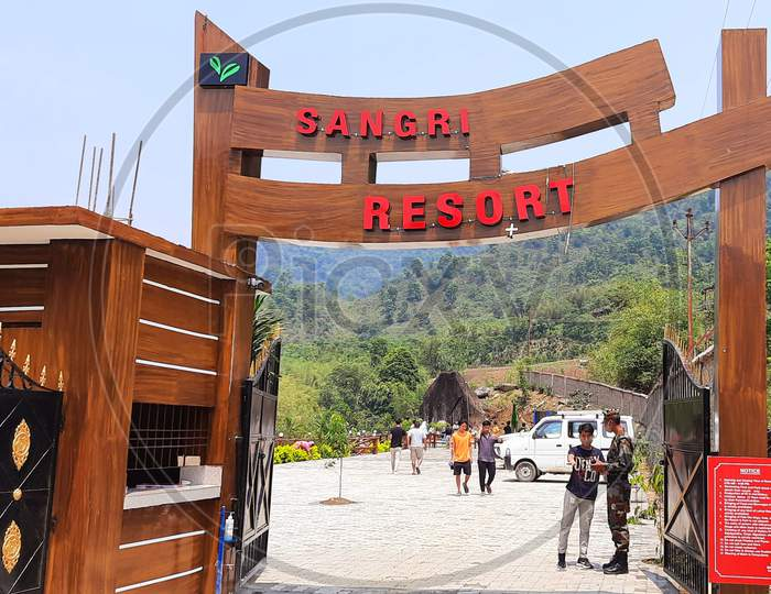 Sangri Resort at Seppa